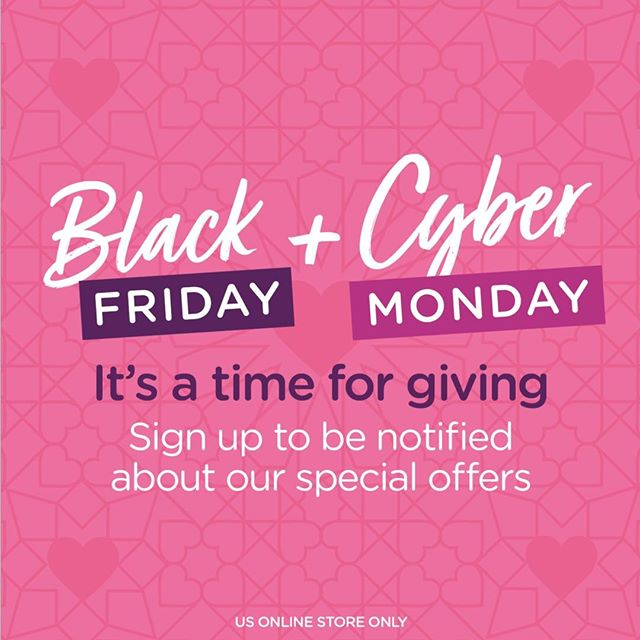 #BlackFriday is almost here! Have you signed up to be the first to receive our special offer? ⠀⠀⠀⠀⠀⠀⠀⠀⠀ Click link in the bio now & don't miss out: bit.ly/SSS-signup ⚡⠀⠀⠀⠀⠀⠀⠀⠀⠀ -⠀⠀⠀⠀⠀⠀⠀⠀⠀ -⠀⠀⠀⠀⠀⠀⠀⠀⠀ For #BlackFriday2018, we can offer our specials to our #US store only. We really want to share with all of you - wherever in the world you may be - and we hope we will be able to soon enough as we continue to grow. Thank you for being the best and most supportive community ever 💖