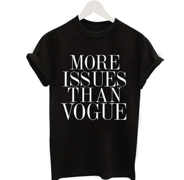 Copy of Vogue Tee $14.99
