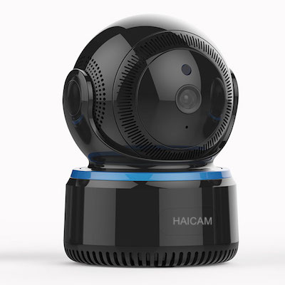 Haicam E23 End-to-End Encrypted 1080p Pan/Tilt Cloud IP Camera