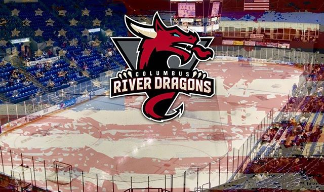 Columbus will soon be home to some #Amazing hockey. 🏒  Will we see you at a River Dragons game? . . . #wedoamazing #amazingcolumbus #columbusgeorgia #columbusga #georgia #exploregeorgia #sports #hockey #summer #instagood