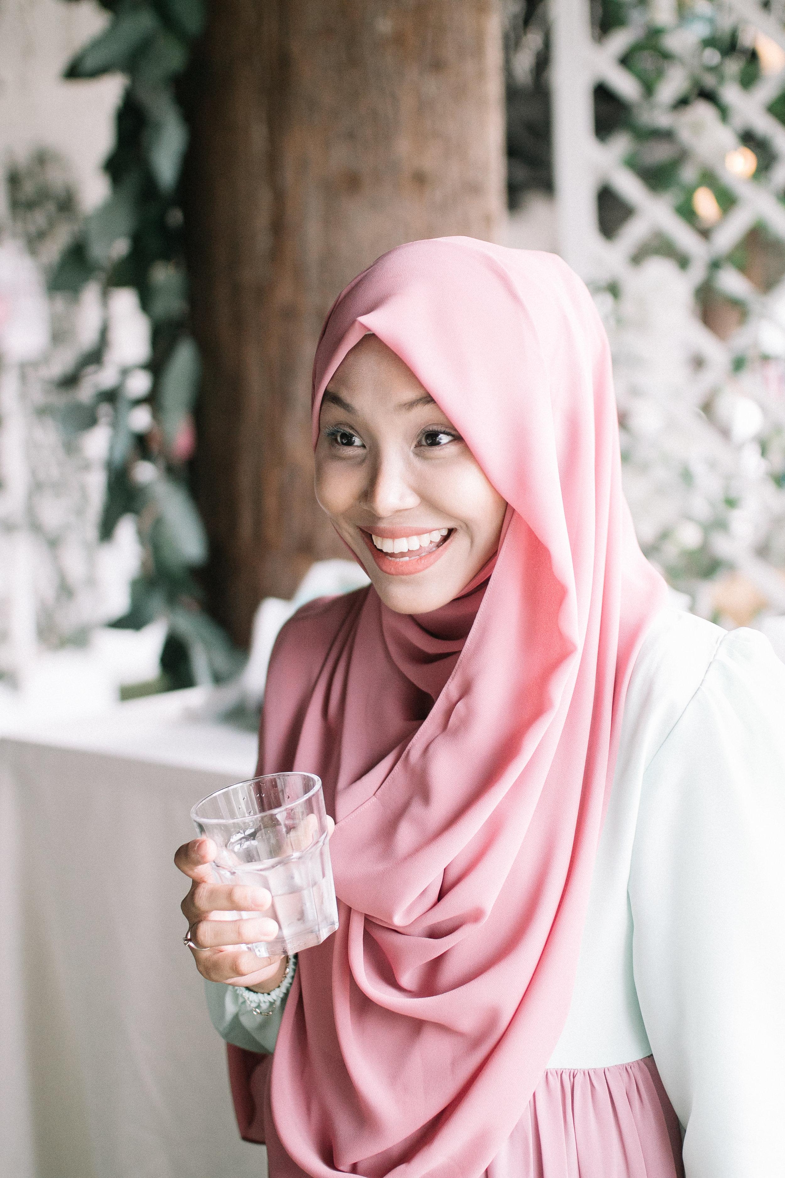Speaker Ustazah Liyana Musfirah