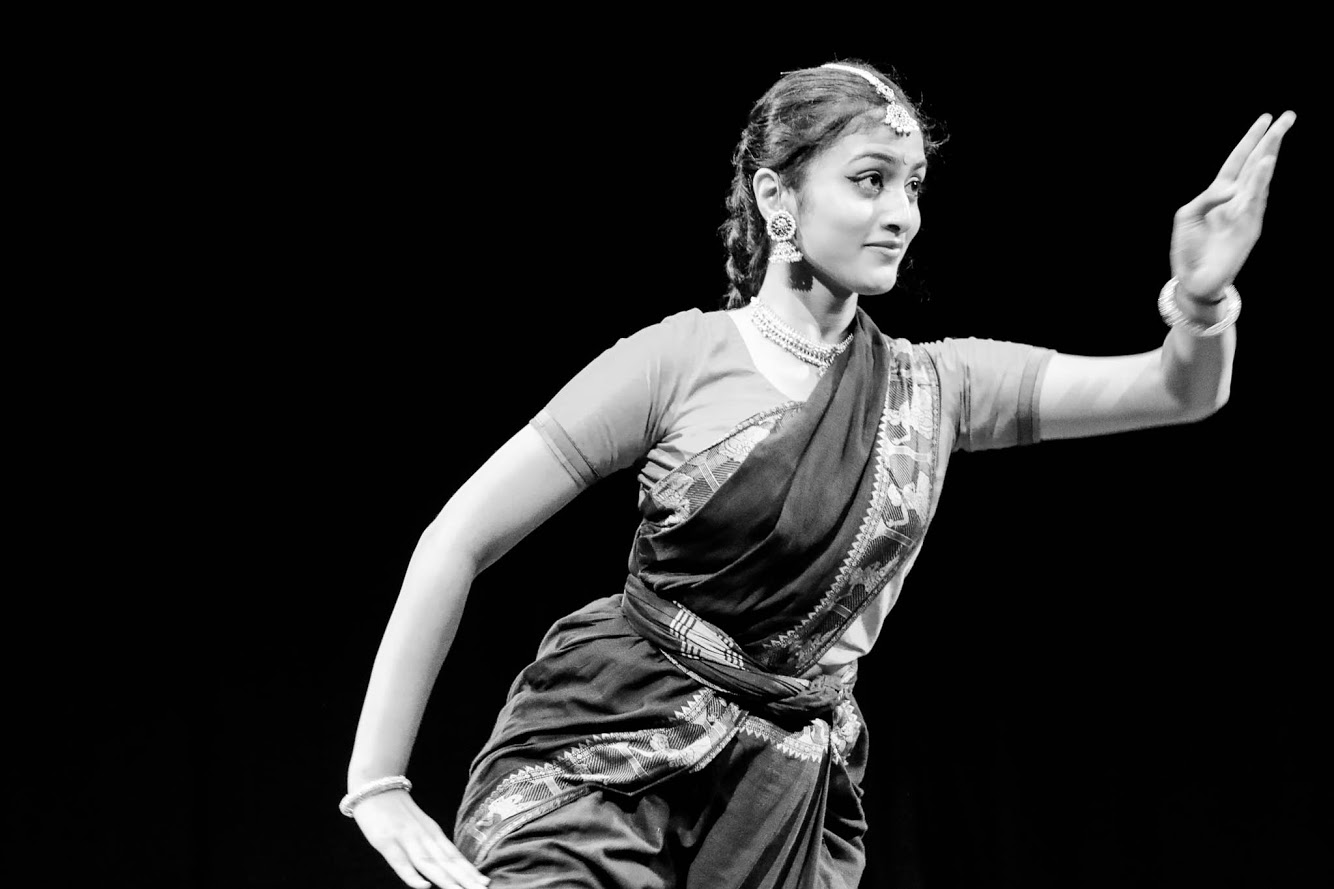 NUS Dance Demo: Bharatanatyam