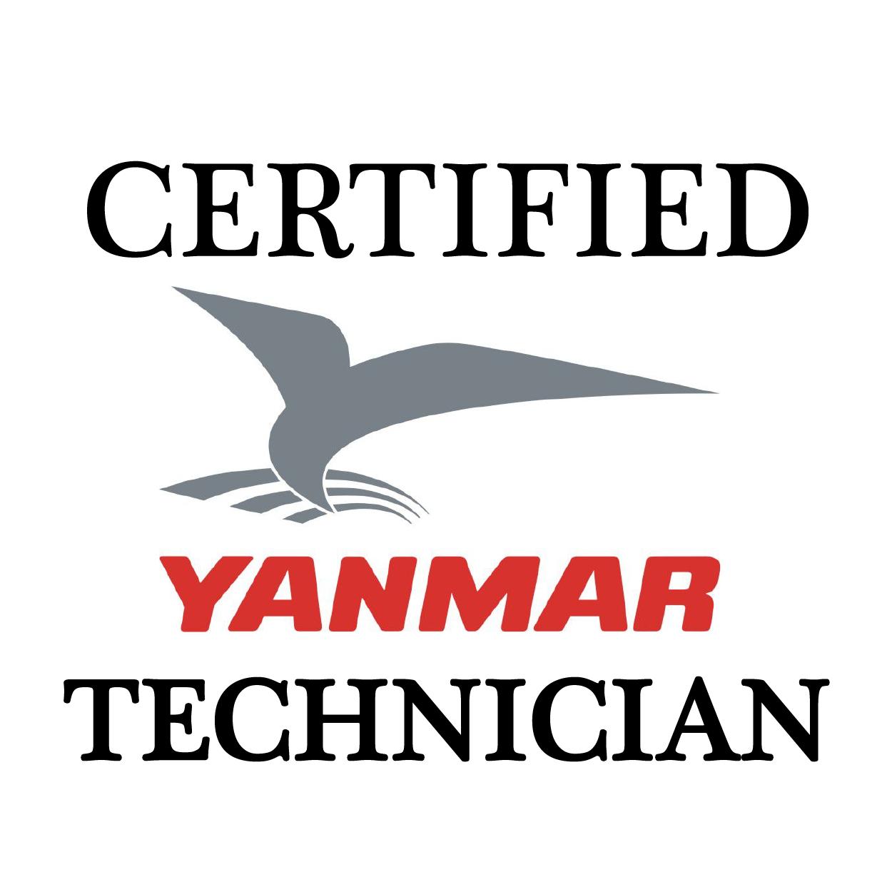 Yanmar Certified Technician.png