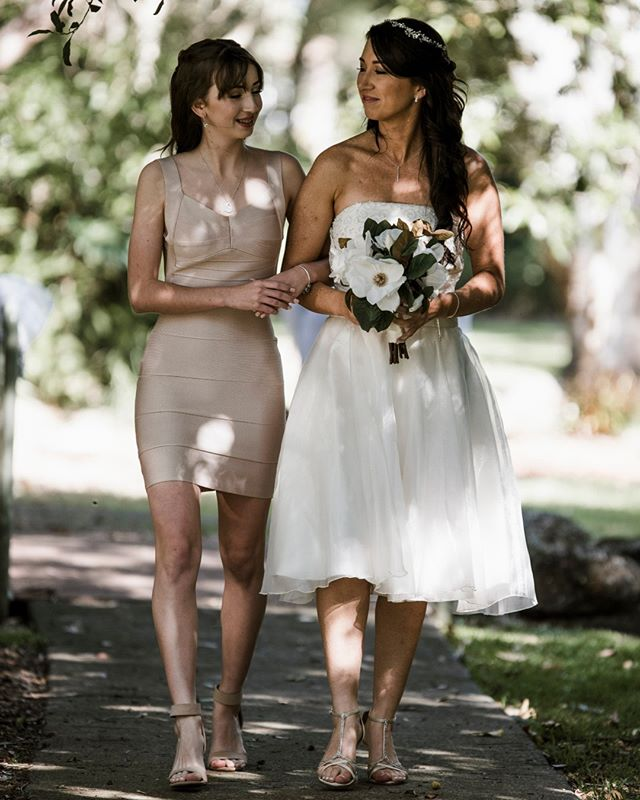 A moment shared between mother and daughter walking down the aisle ♥ . . . . . . #weddingphotographer #travelweddings #wedding #family #editorialphotographer #hellomay #junebugweddings #couplegoals #fashionbride #destinationweddingphotographer #love #capturinglove #rawmuseweddings #muse #wedding #queenslandbrides