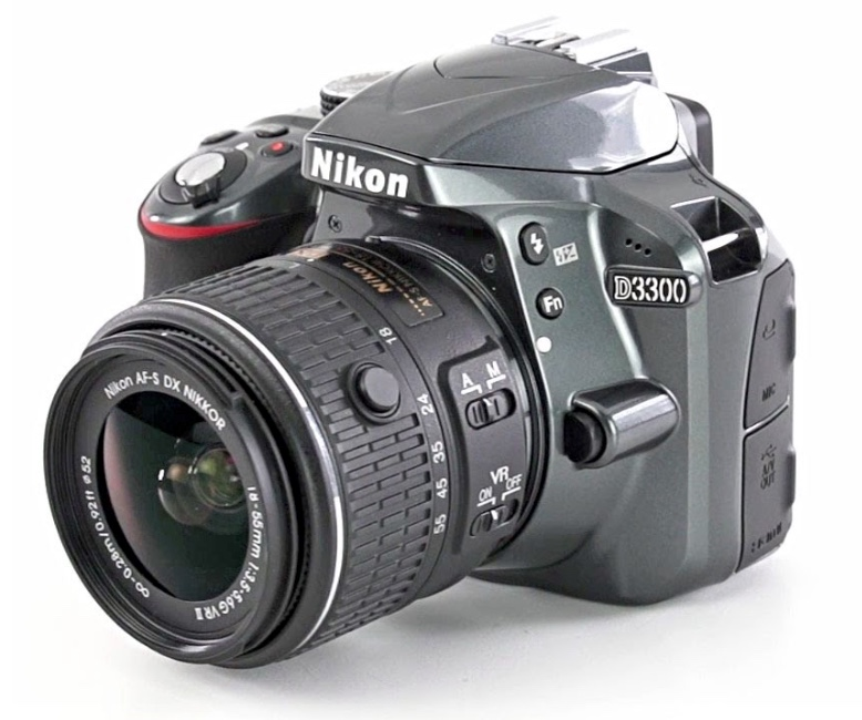 Nikon D3300 - The Nikon D3300 is a great entry-level DSLR that takes some pretty amazing photos--especially with the