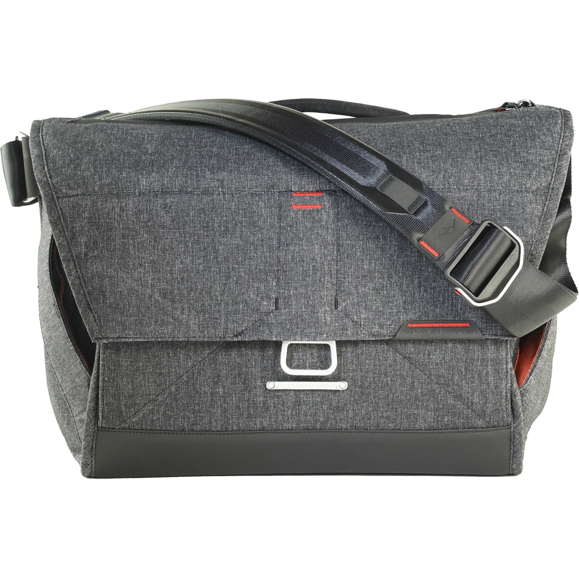 Camera Bag - Another massively cool item from Peak Design! Not only does this amazing bag hold my camera (with long lens attached), it also holds my 15