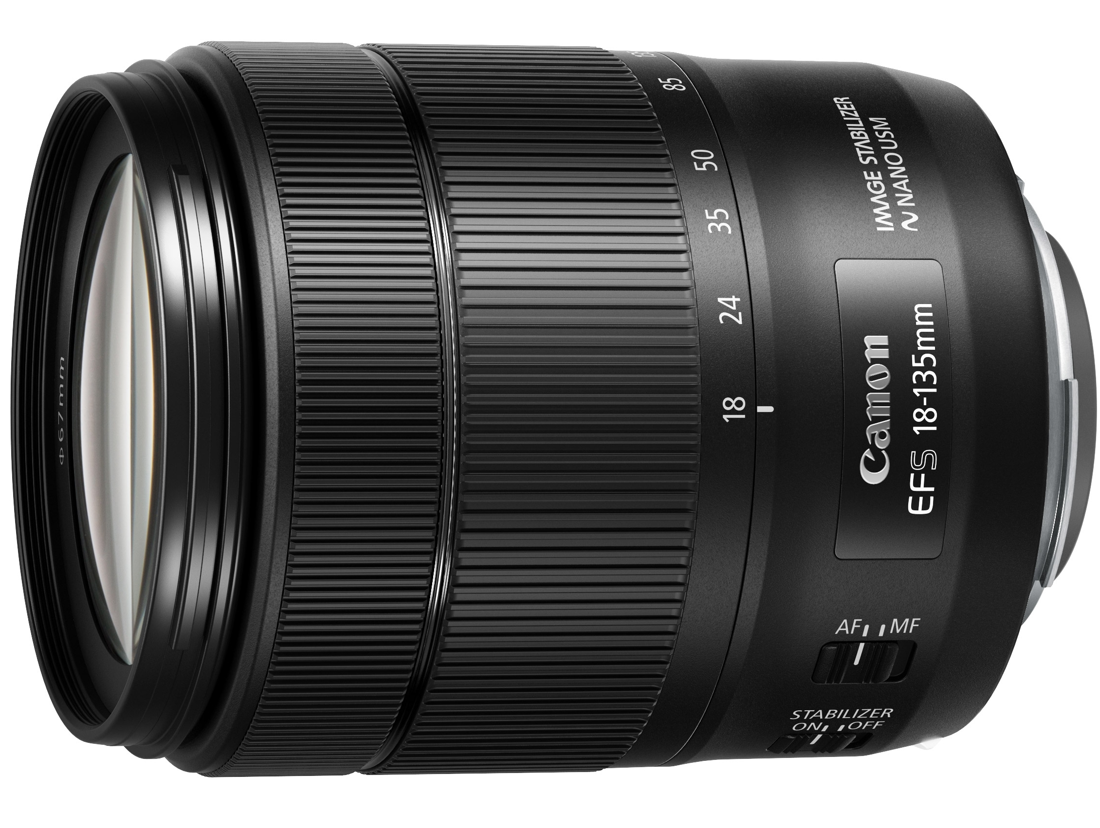18-135mm - This is the versatile