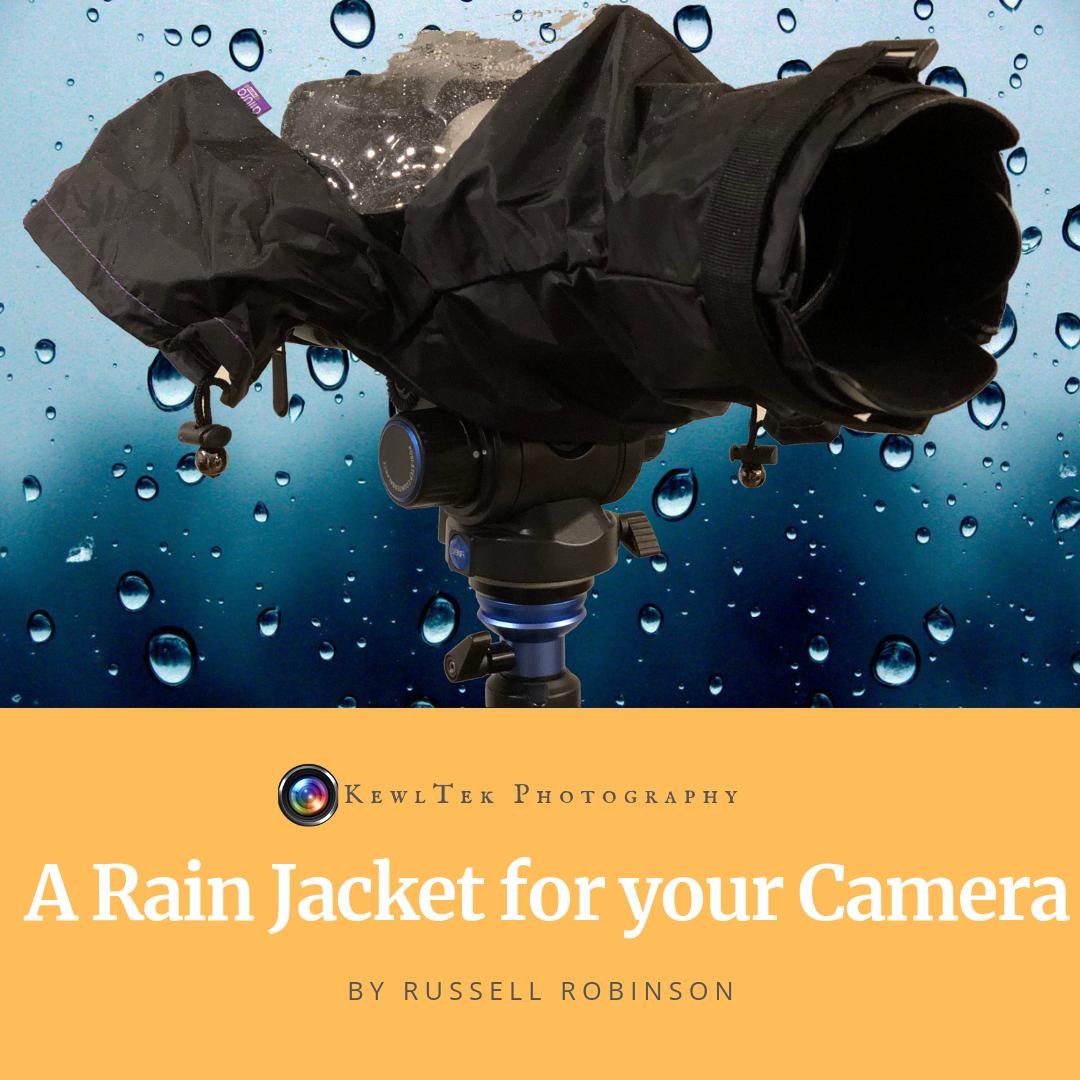 Rain Jacket for Camera