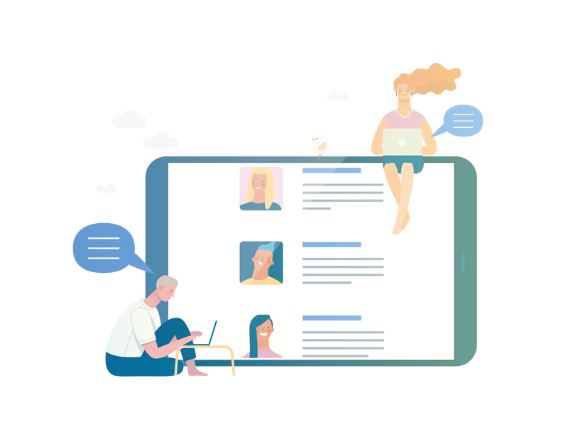 Team Chat - Keep everyone on the same page with direct contextual project based messaging. Have full conversations and seamlessly turn those conversations into tasks.