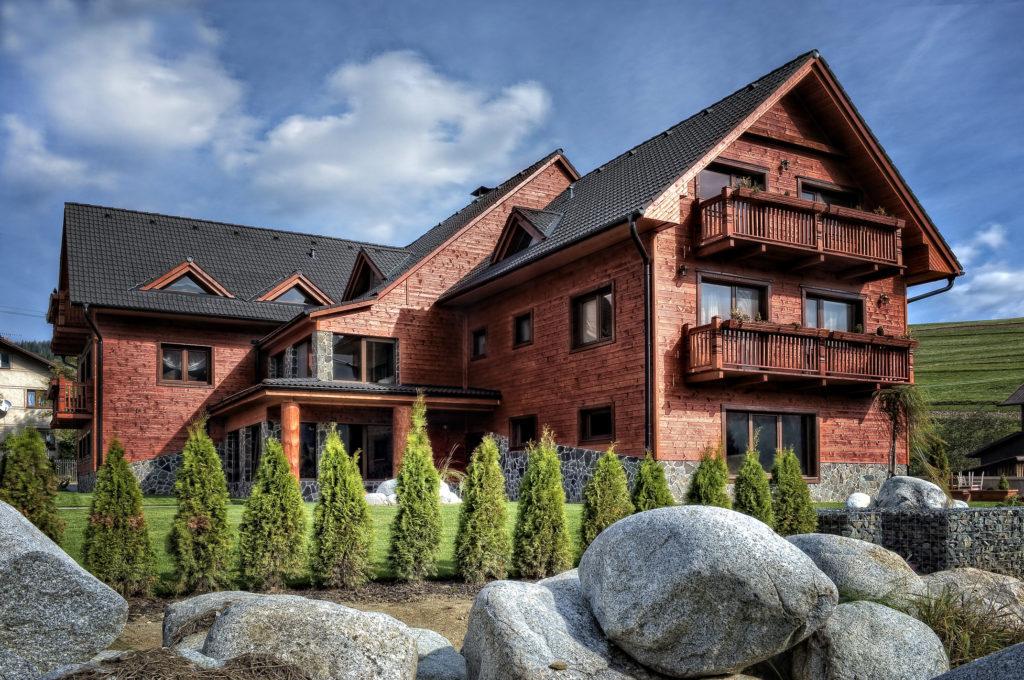 winter & summer resort - Penzión