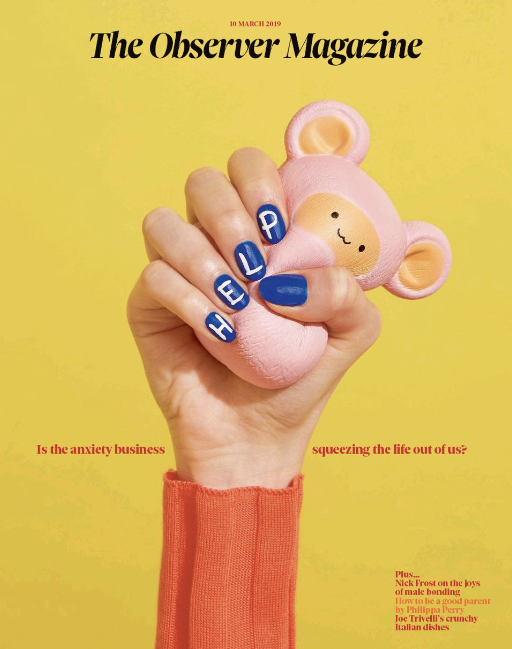 The Observer Magazine 10-03-2019 cover.jpg