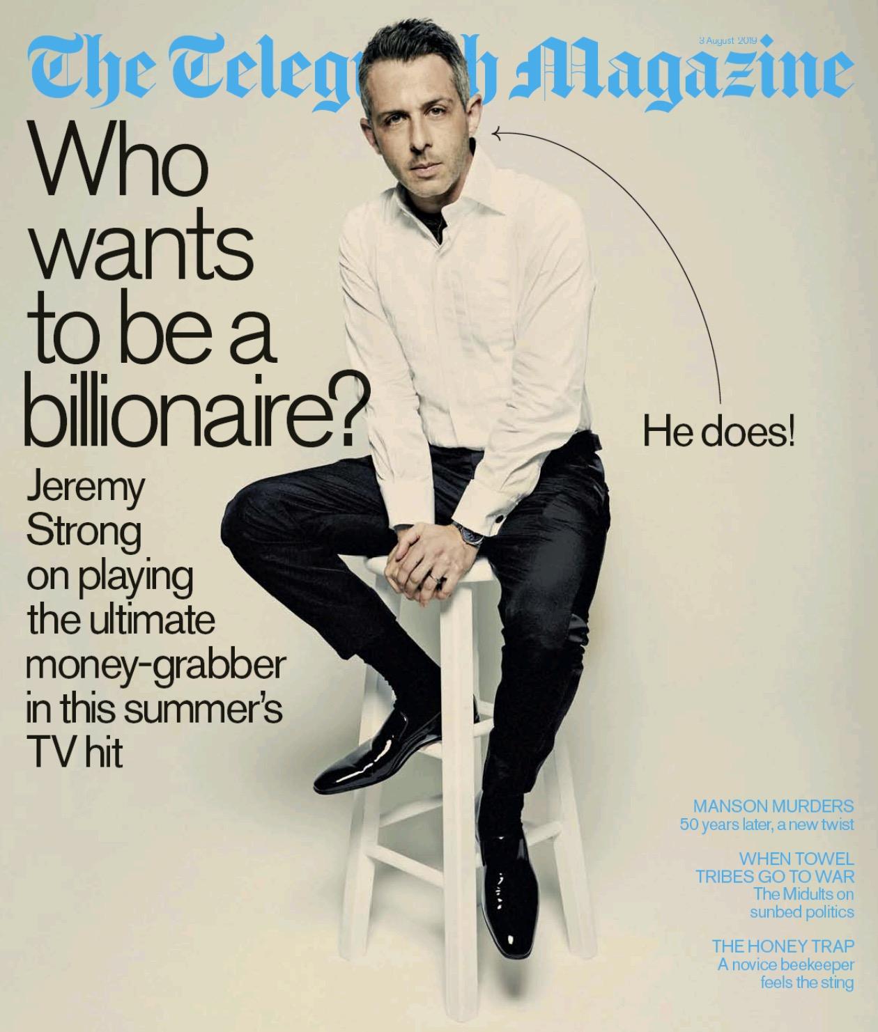 The Telegraph Magazine 03-08-2019 Cover.jpg