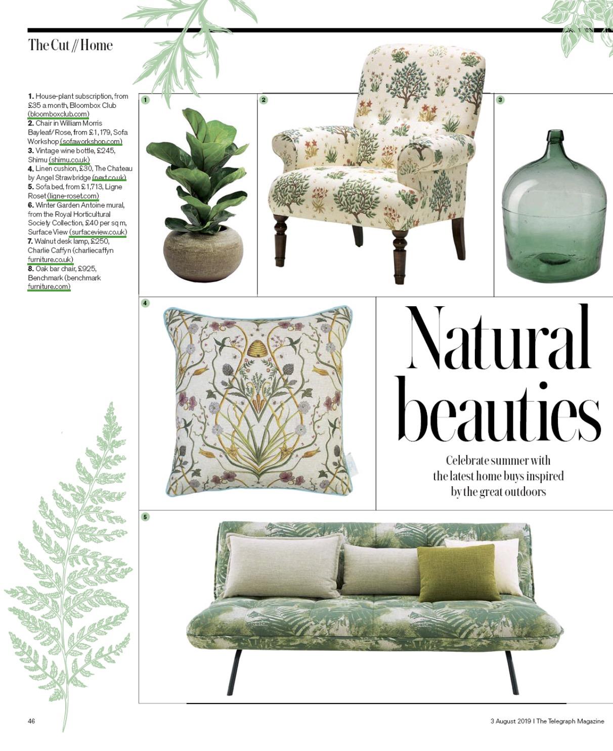 The Telegraph Magazine 03-08-2019 Bloombox Club.jpg