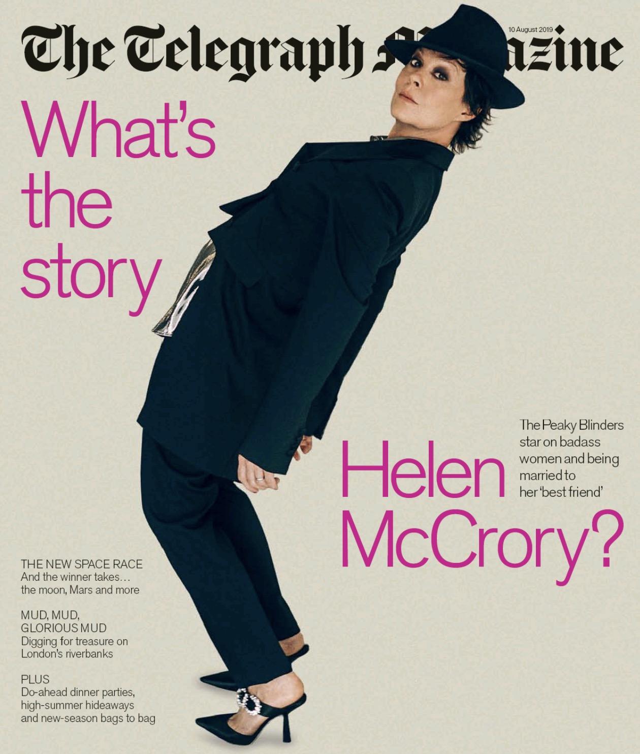 The Telegraph Magazine 10-08-2019 Cover.jpg