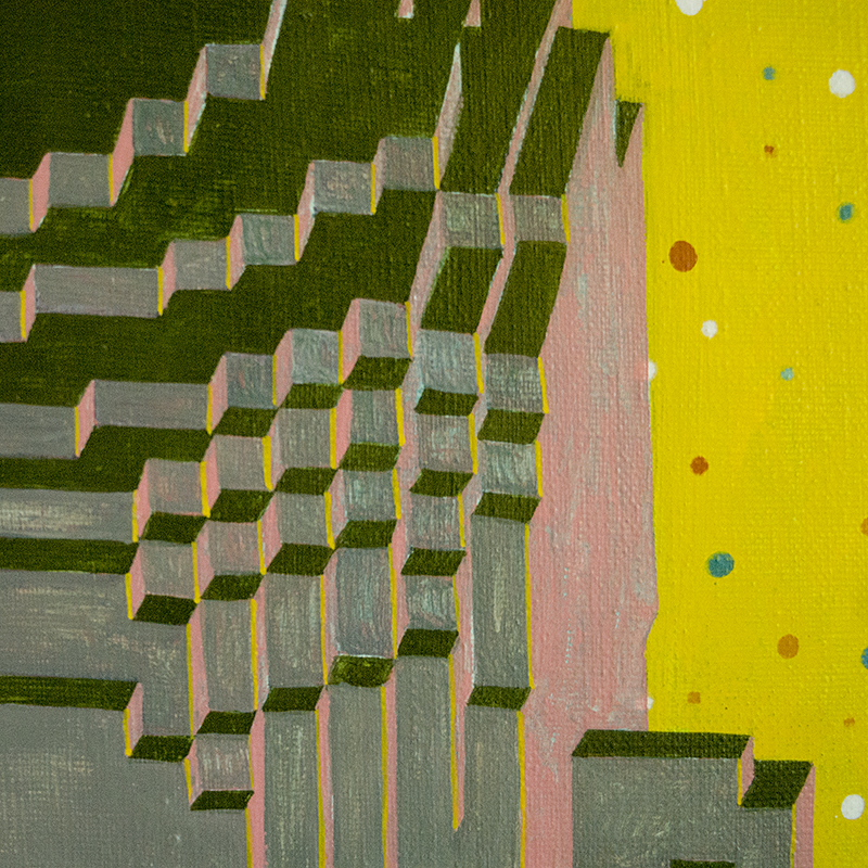 Yod, Autoportrait, 2018 canvas, tempera, gouache 80 x 70 cm. N046_zoom3.jpg