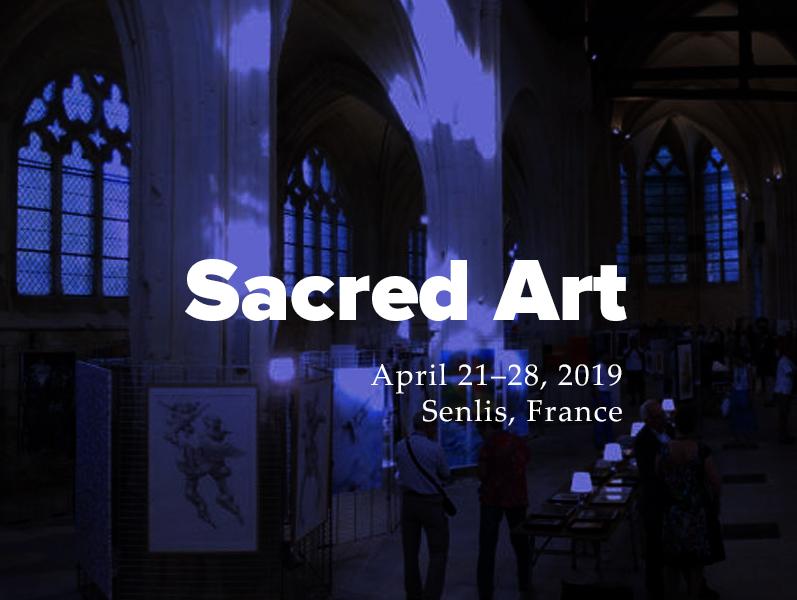 'Sacred Art Festival'. 2019