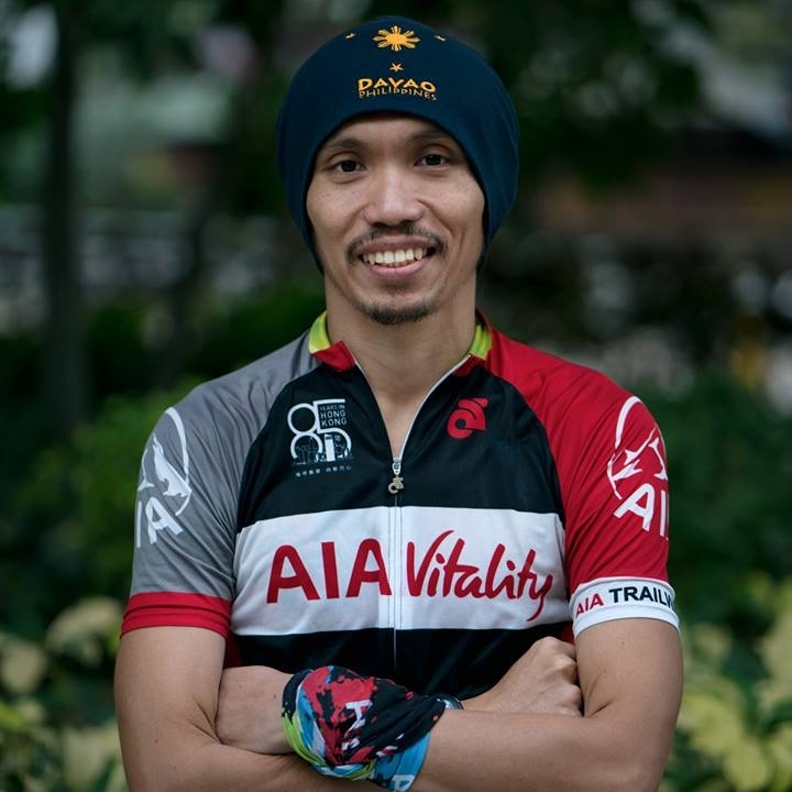 JAG LANANTE - First attempted the hK4TUC in 2015 and survived in 82 hours.Jag is a philipino nurse living in bangkok with a tattoo of the finishing post box on his legIs it third time lucky for Jag to go under 60-hours?