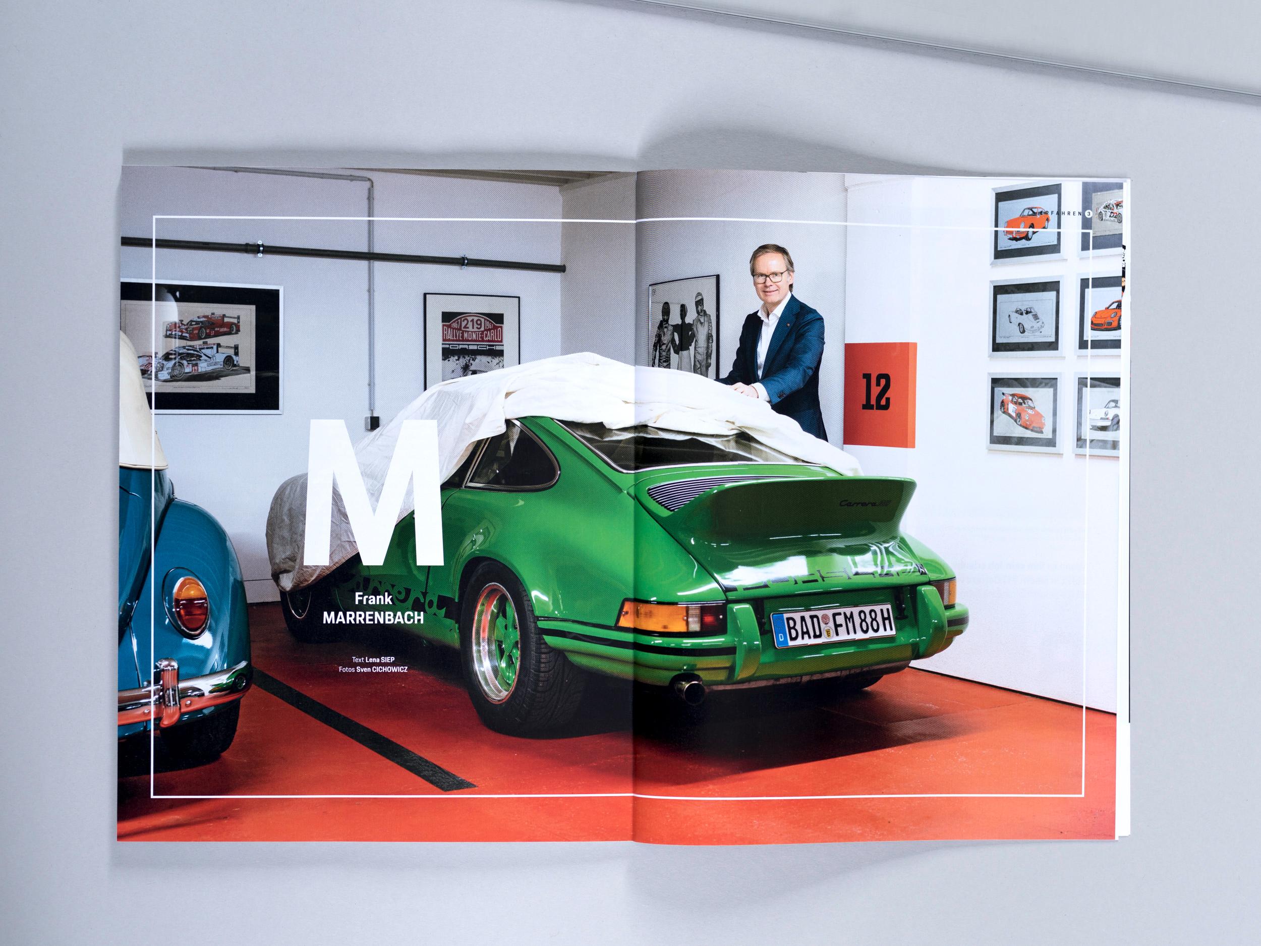 Frank Marrenbach, director Oetker Collection Hotels, Baden-Baden
