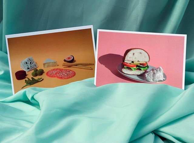 Postcards now for sale on the website! Link in bio.  #fakefood #embroidery #sewing #craft #postcards #foodart #textiles #textileart #fibreart #fiberart #fiberartist #felt #felting #softsculpture #australianartists