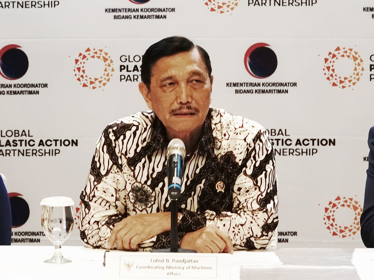 Luhut B. Pandjaitan, Coordinating Minister for Maritime Affairs, Indonesia