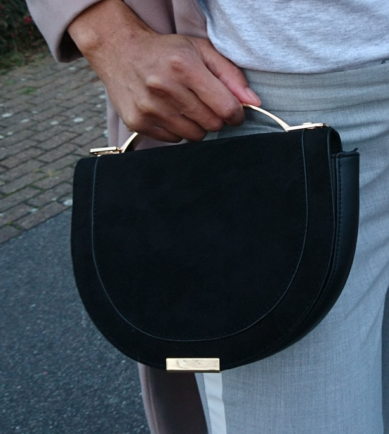 Black New Look Bag