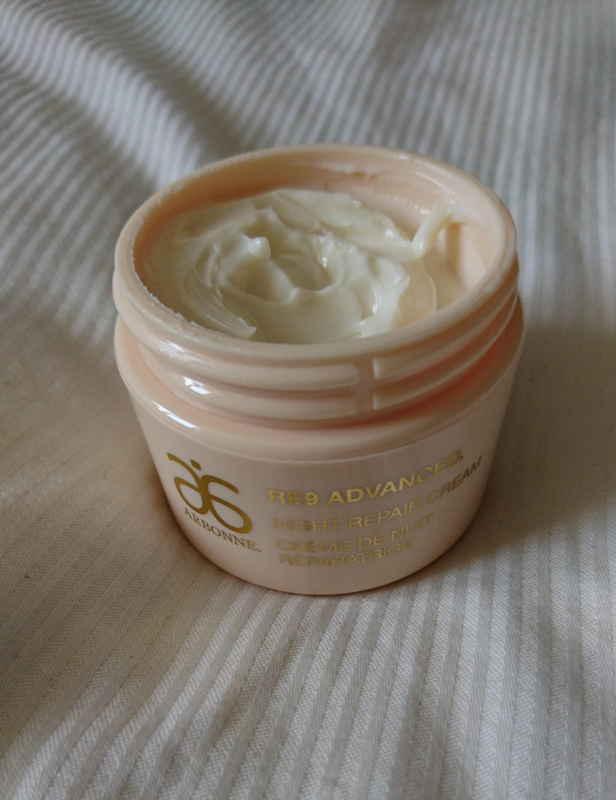 RE9 Night Repair Cream