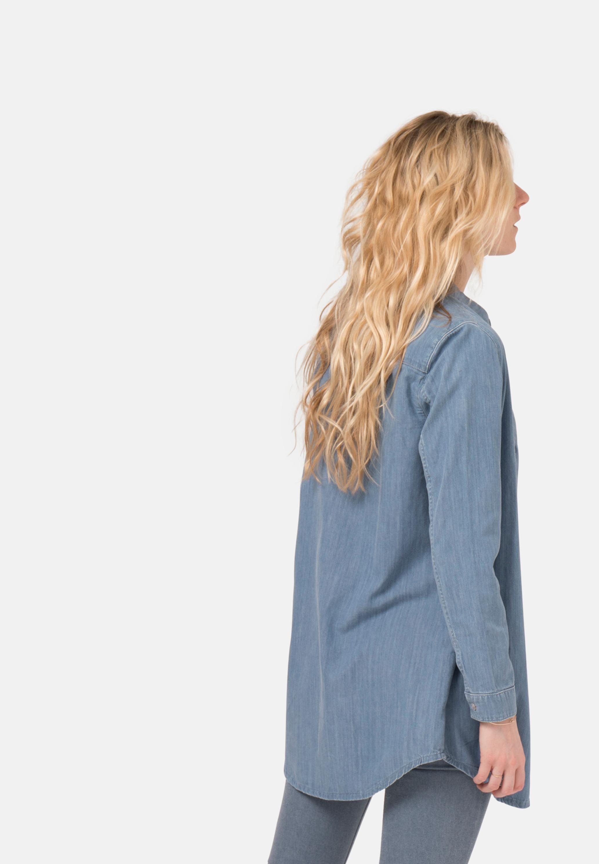 Mud Jeans womens kim long shirt.jpg