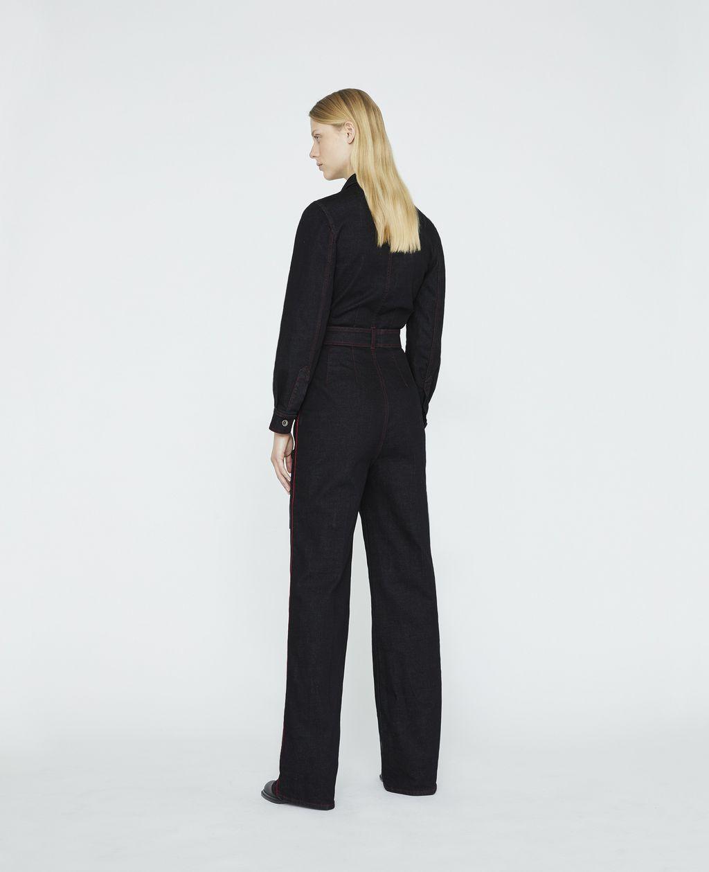 Stella McCartney Janessa Organic Denim Jumpsuit