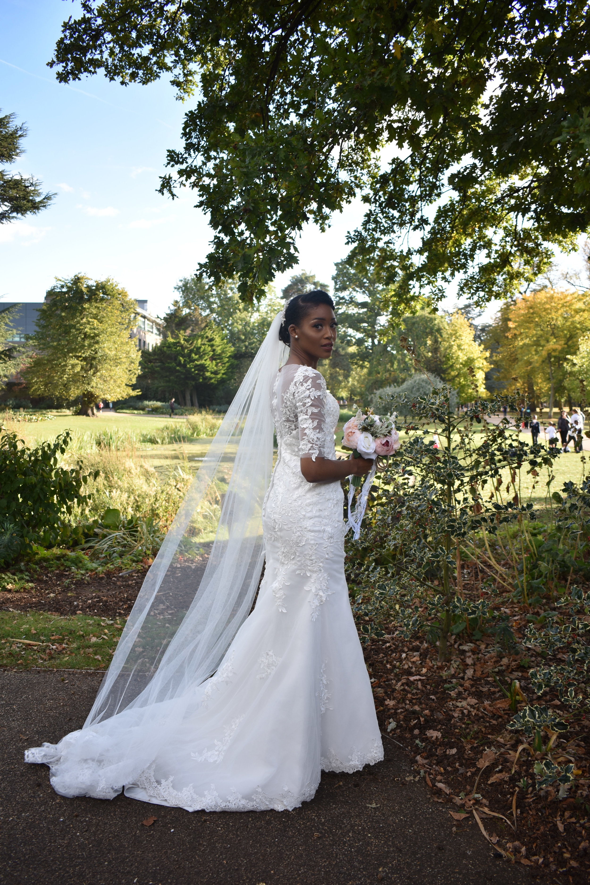 Vegan Wedding Dress