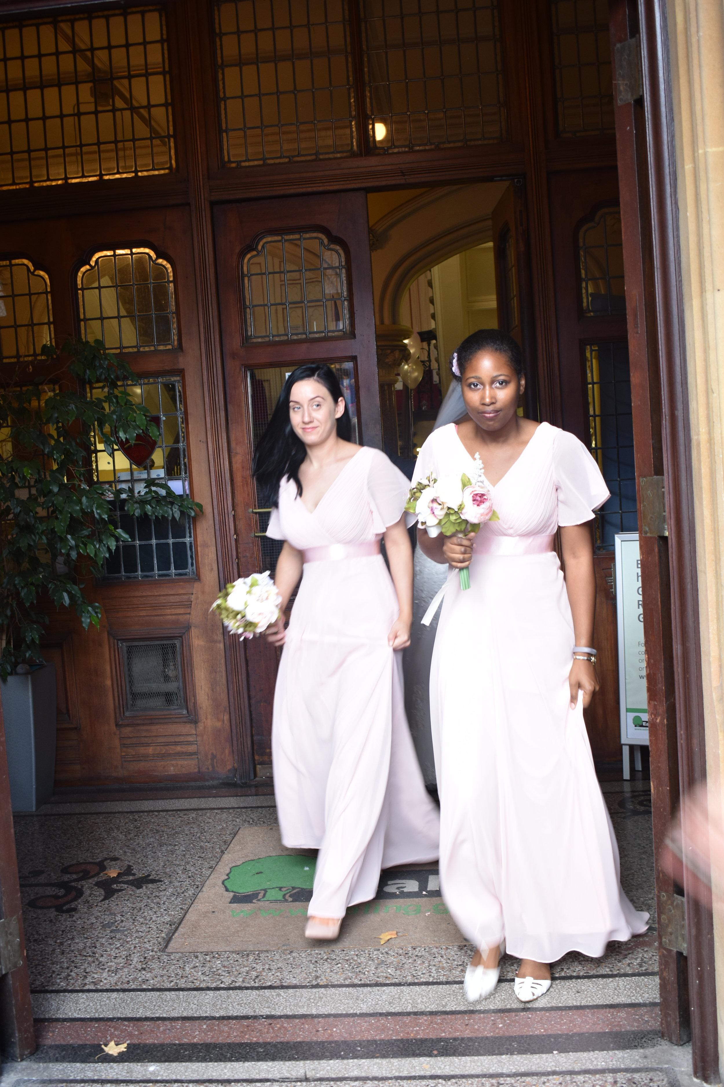 Vegan Bridesmaid Dresses