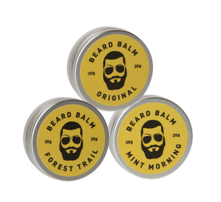Good Day Organics Beard Balms