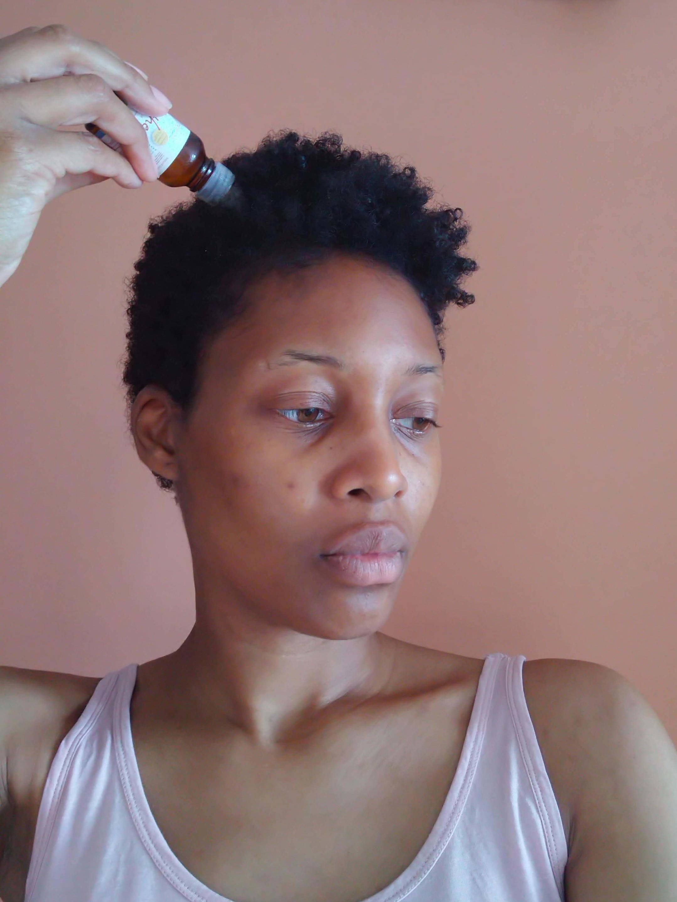Afrocenchix Soothe Oil