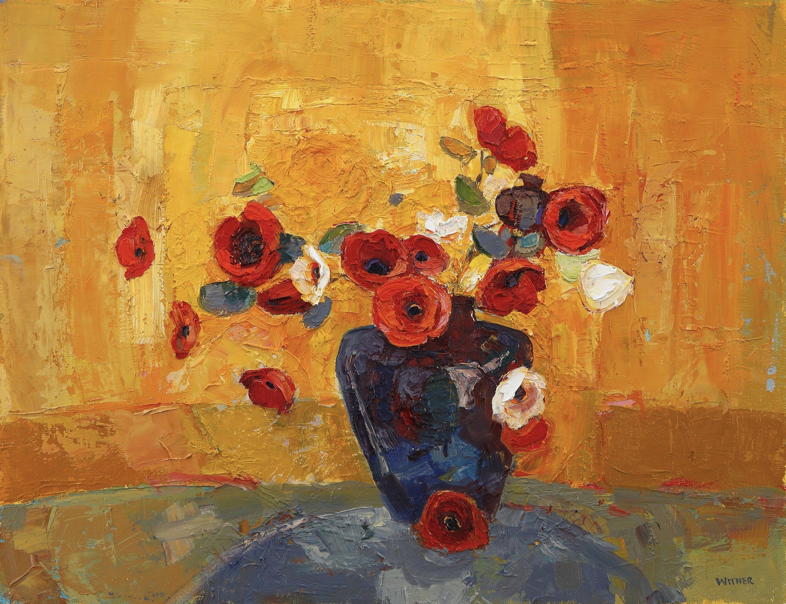 Title: Sun Still Glows  Size: 14x18in  Medium: Oil on Canvas  Price: £2300