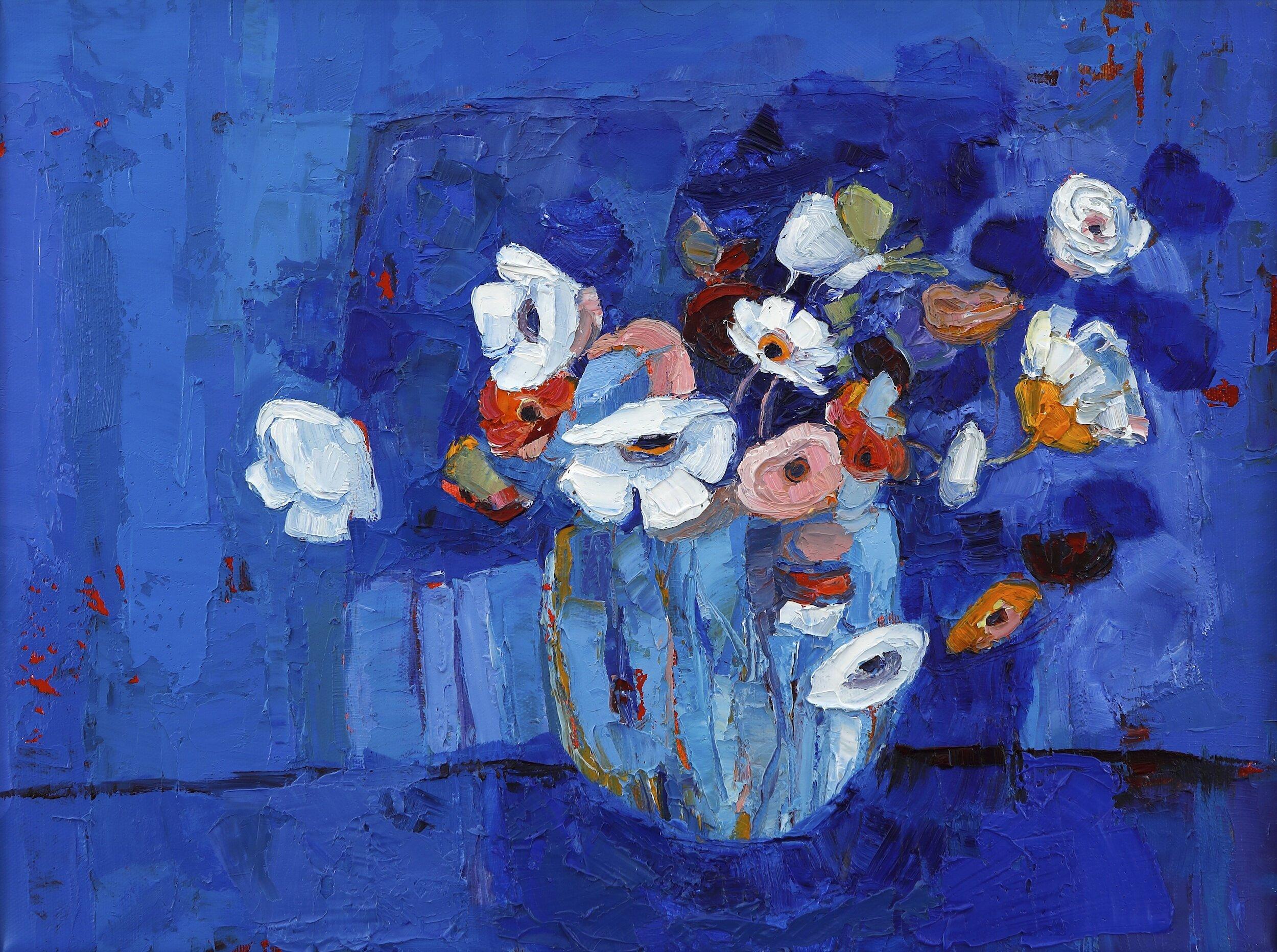 Title: Some Va-Va Voom  Size: 12x16in  Medium: Oil on Canvas  Price: £1950