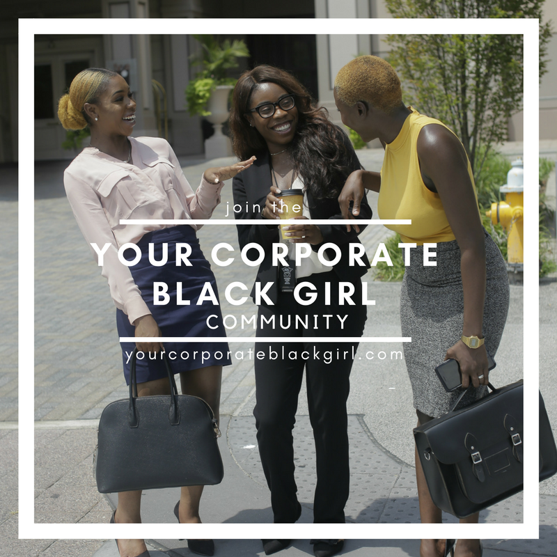 Join Us Your Corporate Black Girl
