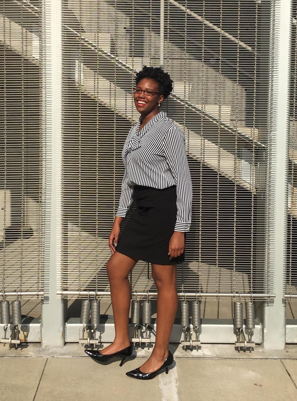 Your Corporate Black Girl Christine