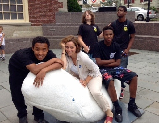 Youth Leadership Training for New Bedford National Historic Park, New Bedford, MA