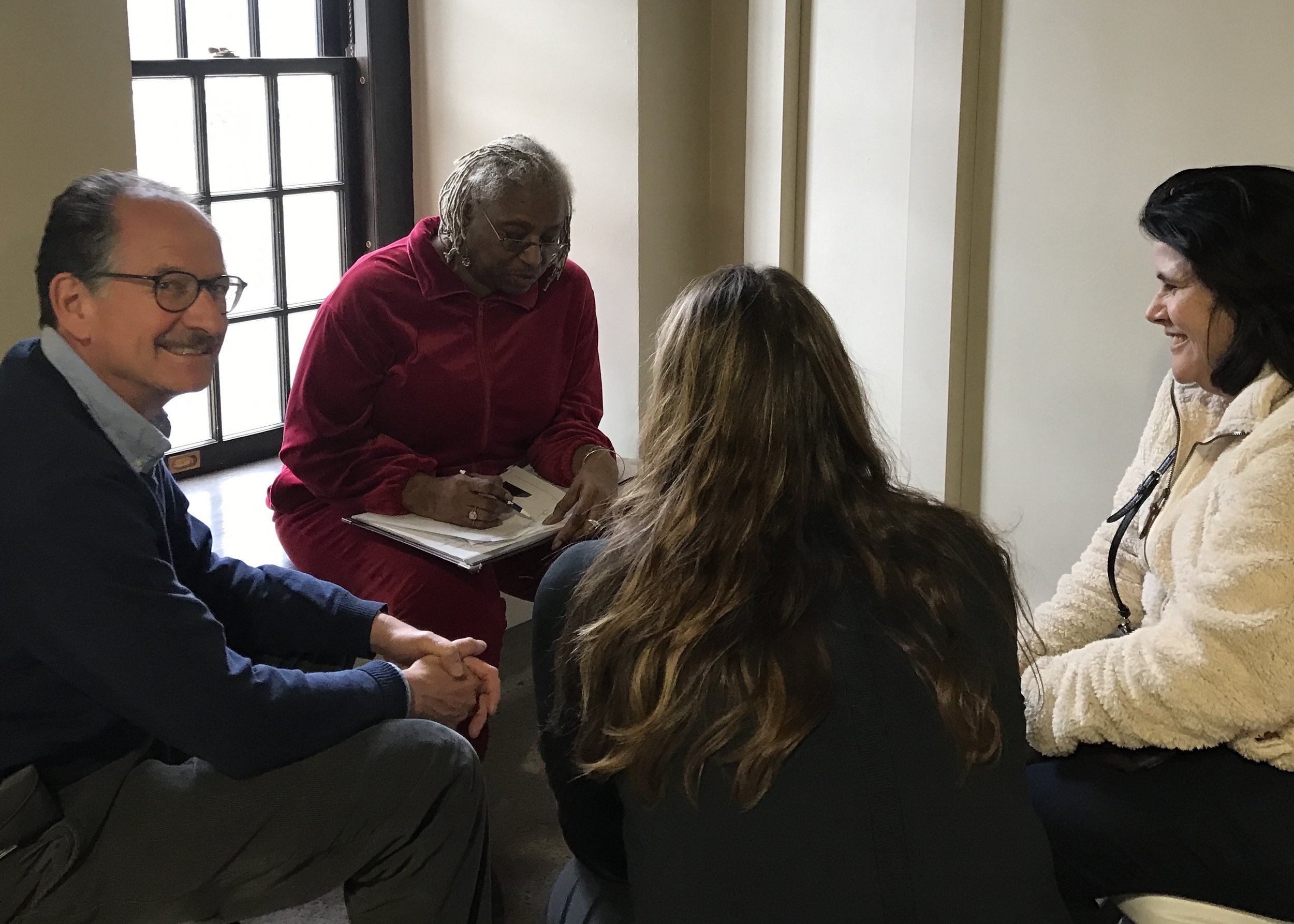 Underground Railroad Heritage Center, National Heritage Area Training
