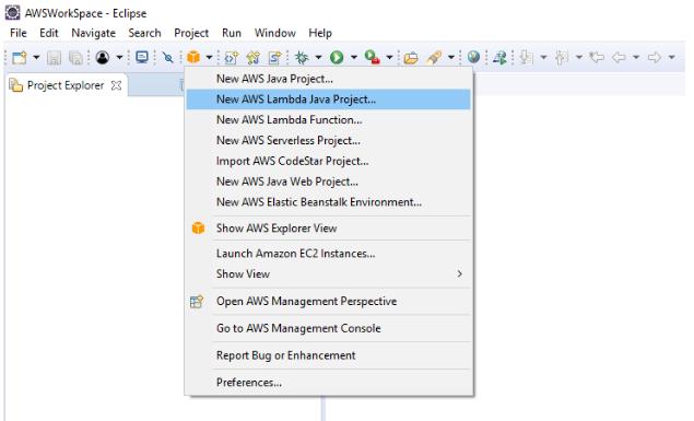 Eclipse Java Lambda new project.png