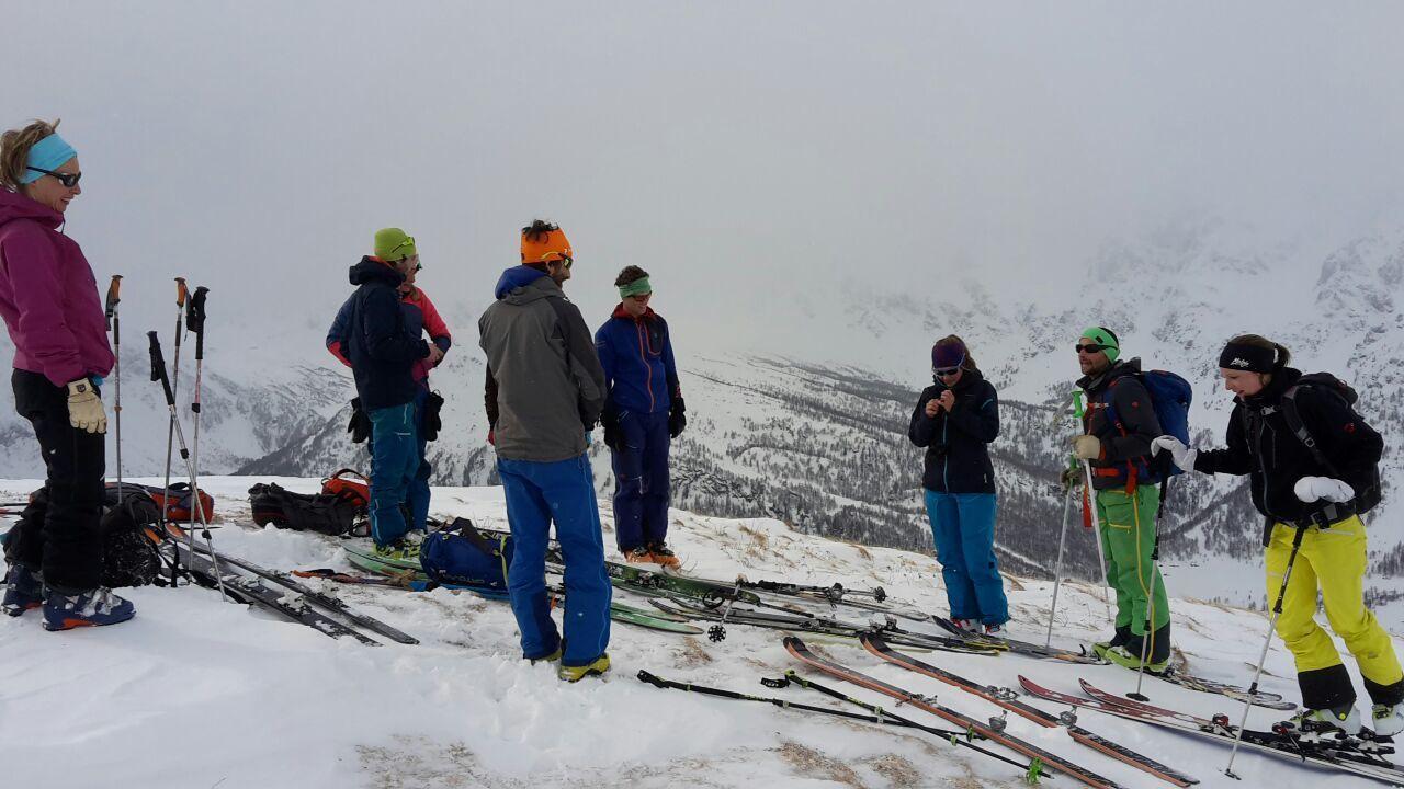 20-21.01.18 Scialpinismo Alpe Devero -