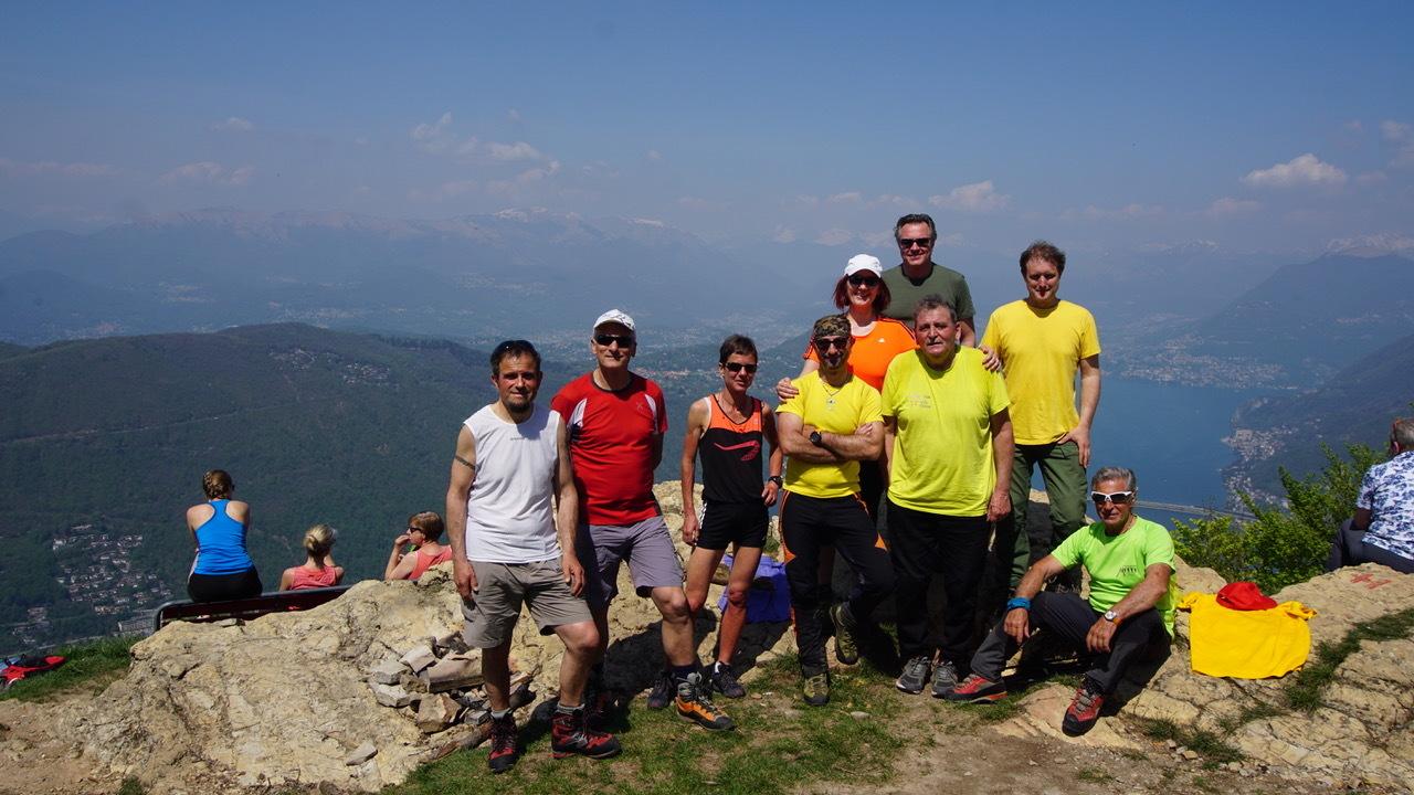 22.04.18 P. d' Arzo e Mt. S. Giorgio -