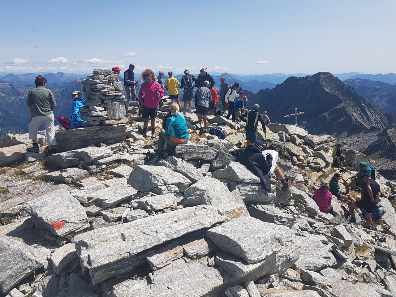 20.08.17 Triangolino Monte Zucchero -