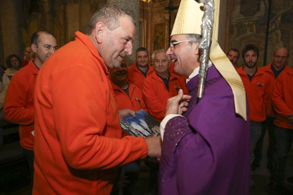 27.02.14 Libro omaggio al Monsignor Valerio Lazzeri -
