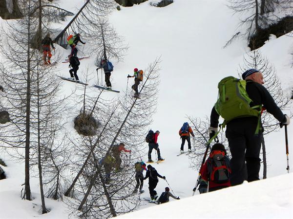 30.03.14 Passo Campolungo e Massari -