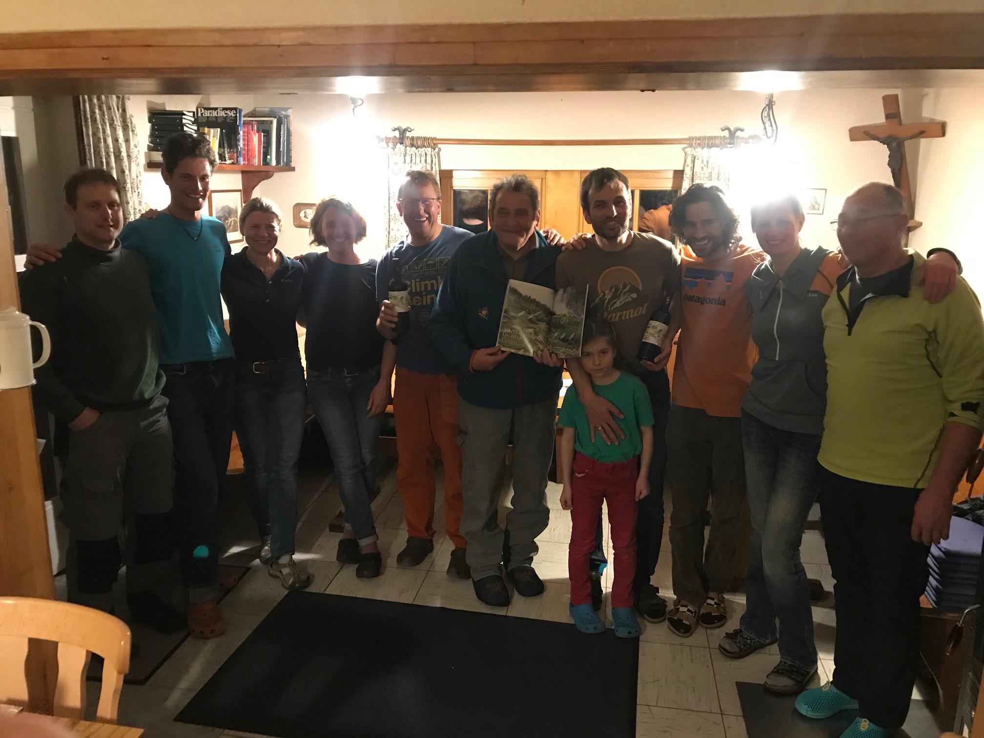 08-10.03.19 Incotro con DAV Weiler, Allgäuer Alpen -