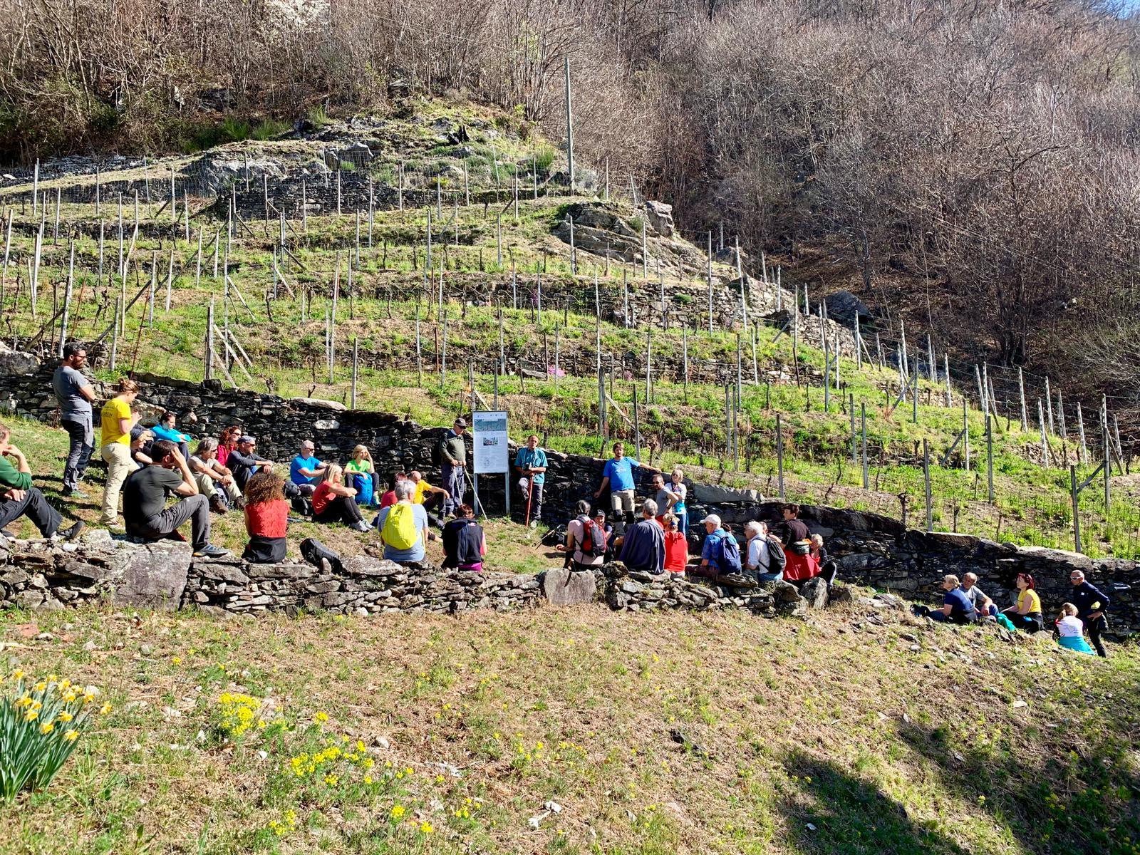 31.03.19 Percorso Vita/e - Gordola - Lavertezzo -