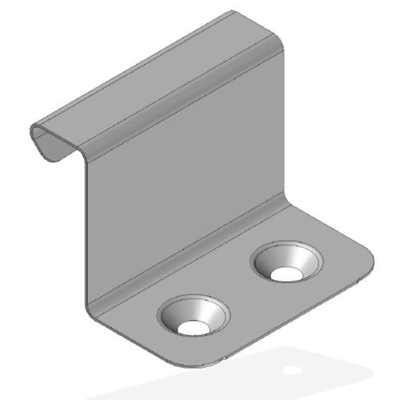 Top grade stainless steel fixed clips from £30 per box.QTY: 500 /box -