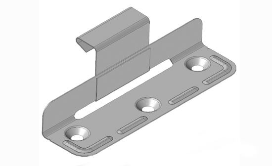 Top grade stainless steel sliding clips from £60 per box.QTY: 500 /box -