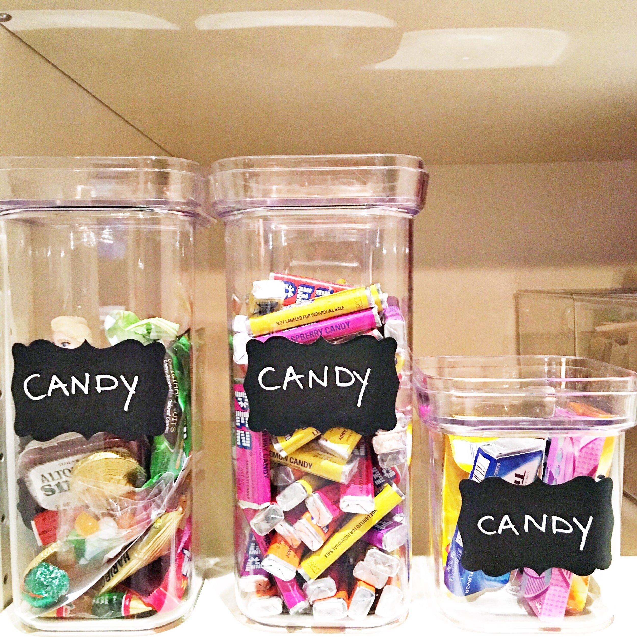 Shelfie_Kids_Organized Kitchen_Kids Snacks