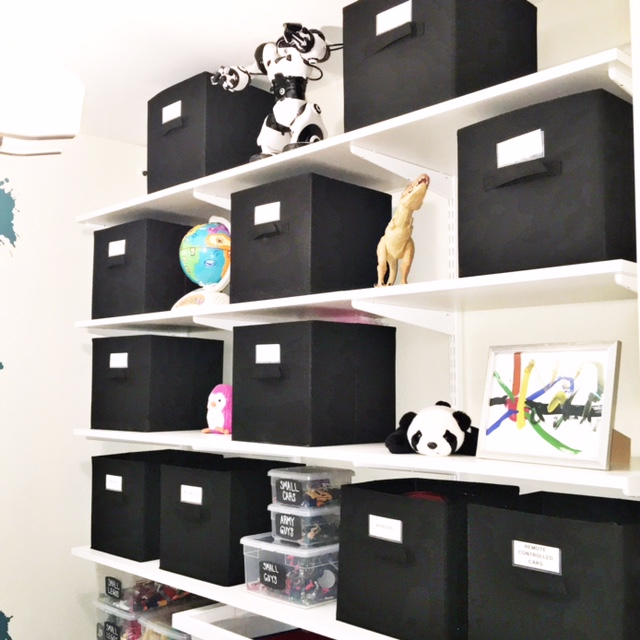Shelfie_Kids_Organized Playroom